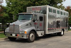 Horse Transportation 3